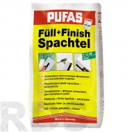 "Шпатлевка ""PUFAS Full+Finish Spachtel №1, 5 кг - фото"