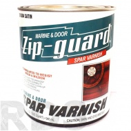 "Лак яхтный ""ZIP-GUARD Marine&Door Spar varnish Satin"", матовый 3,785л/261501 - фото"