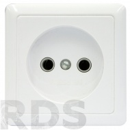 Розетка ХИТ оу бел. RA10-131-B Schneider Electric - фото