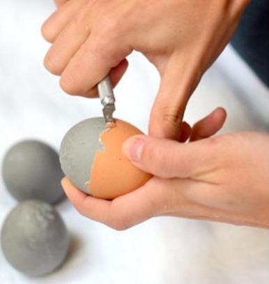 Яйца из бетона купить керамзитобетон 75 марка
