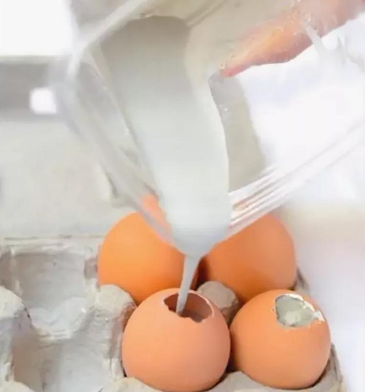 цементный раствор на яйце