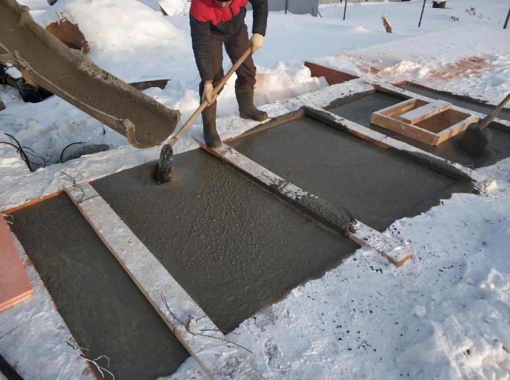 Противоморозные добавки для бетона купить щебень для бетона купить в липецке